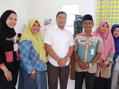 Perekaman KTP-el di Kelurahan Sedanau, 22-8-2019