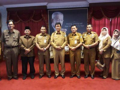 Forum Komunikasi Dinas Kependudukan dan Pencatatan Sipil se-Provinsi Kepulauan Riau